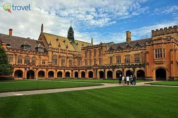 אוניברסיטת סידני  (צילום: Merryjack)