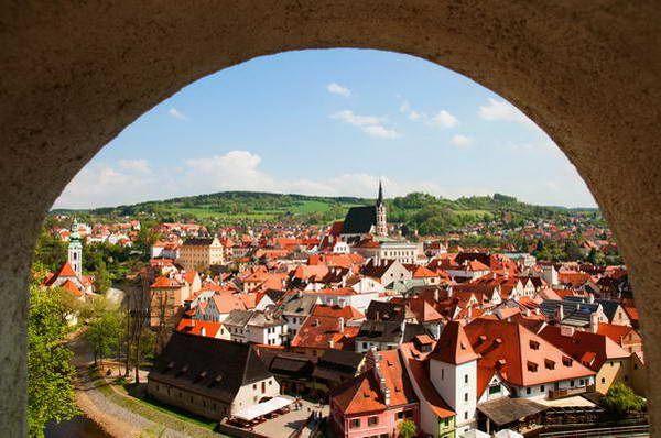 מבט מהטירה לעבר העיר העתיקה  (צילום: chialinshih)