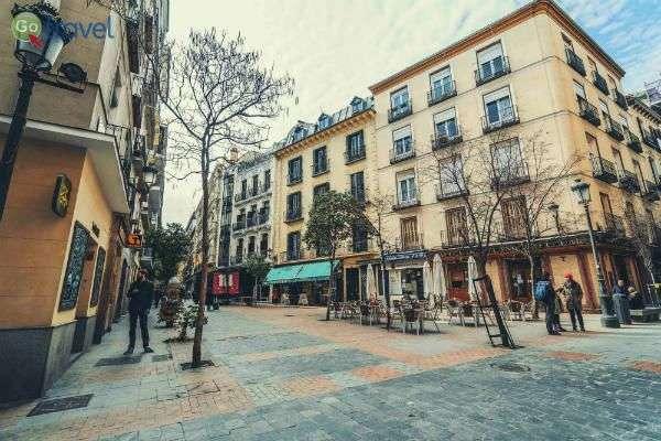 רוחובותיה של מדריד רוחשים תמידית (צילום: MAdrid Destino@)