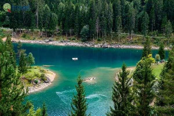 אגם קאומה (צילום: dconvertini)