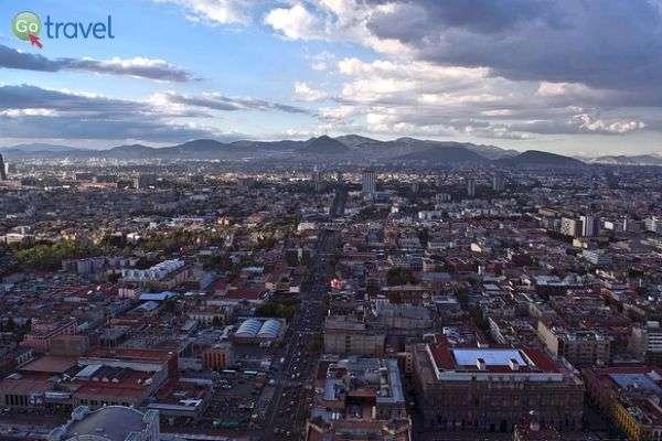 כך ניראית אחת הערים הצפופות והגדולות בעולם (צילום: Kasper Christensen)