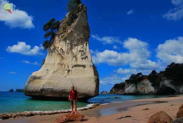 חופים באזור קרומנדל  (צילום: הילה וייס)