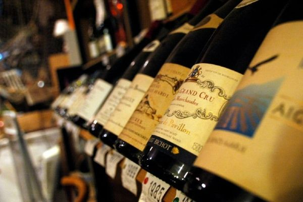מחירם של יינות חבל בורגון יכול להגיע לעשרות אלפי אירו (צילום: Pug Girl)