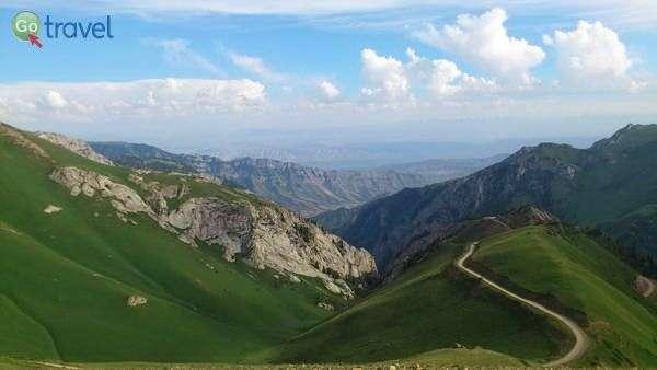 תצפית ממעבר מולדו אטשו (צילום: צביקה אמדור)