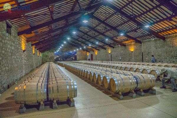 עתודות יין השרי של חרז...  (צילום: Ewan Munro)