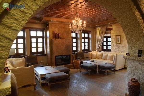 מלון בוטיק אברציו בכפר אריסטי  (צילום: כרמית וייס)