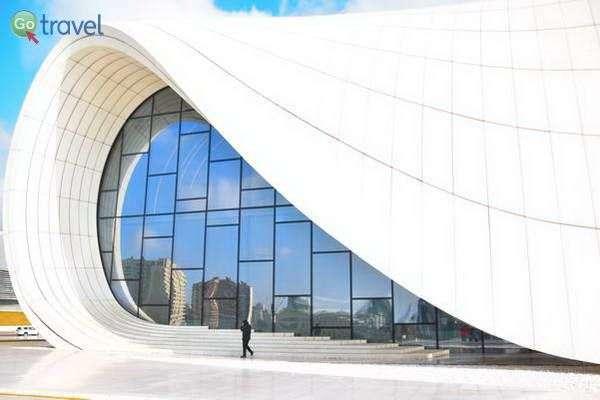 ועוד קצת ממרכז היידר אלייב  (צילום: רמי דברת)