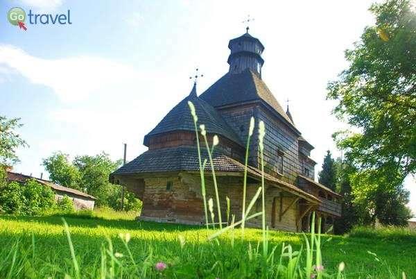 כנסיית עץ בדרוהוביץ'   (צילום: כרמית וייס)