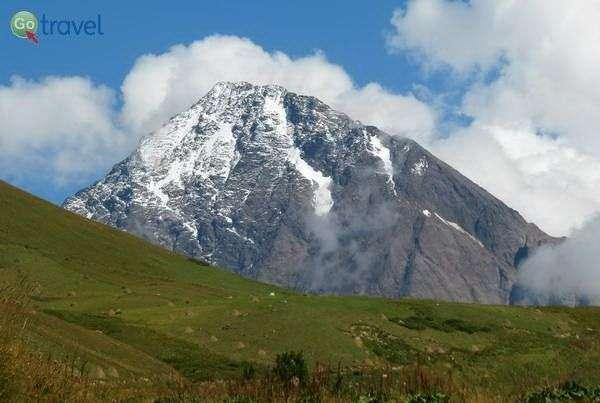 פסגת הר אושבה  (צילום: גלעד תלם)