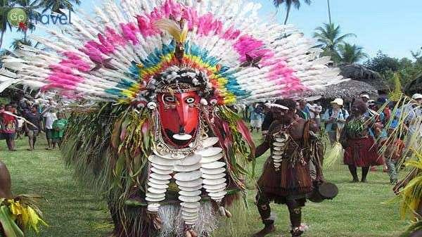 הפלגה לפפואה גיניאה החדשה, איי שלמה ונואטו  (צילום: משה אגמי)