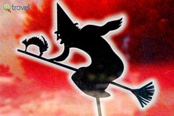 בכל האזור נפוצות אגדות על מכשפות מן ההרים  (צילום: ירדן גור)