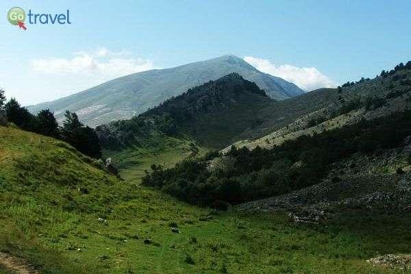 הר תומור (צילום: זאב בן אריה)