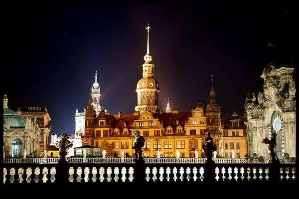 ארמון נסיכי סקסוניה - הטירה של דרזדן  (צילום: Tieul)