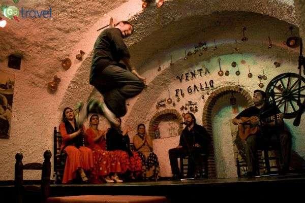פלמנקו אותנטי בדרום ספרד! (צילום: Archivo)