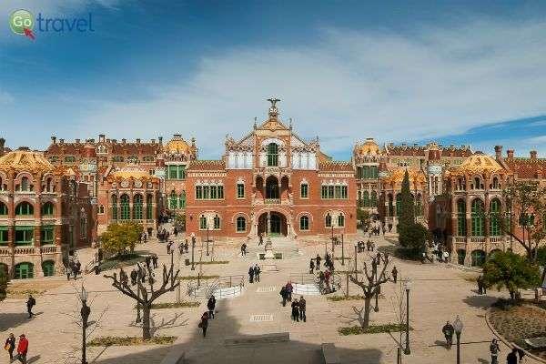 מבנה בית החולים היפה (צילום: Jesús Arpón)