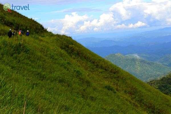 מסלולי טיול בהרי השמורה (צילום: ליאור מורג)