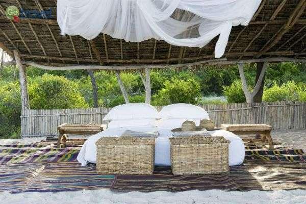 אפשר תמיד לישון בחיק הטבע... (צילום: Vazimi Island)