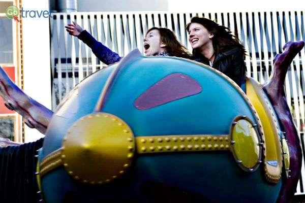 משתוללים בגני טיבולי (צילום: Tivoli)