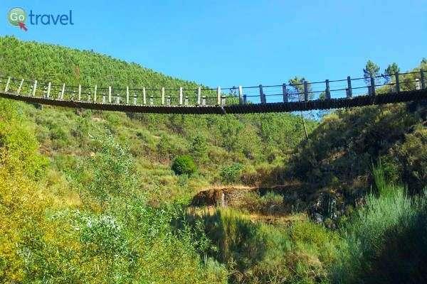 גשר על רכס אסור (צילום: צחי גלובין)