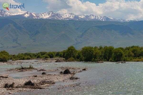 בדרך לאגם אלה-קול (צילום:  Ninara)