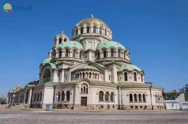 קתדרלת אלכסנדר נייבסקי  (צילום: Ava Babili)
