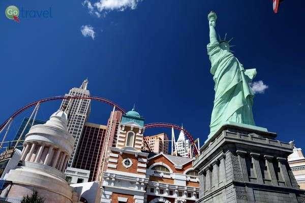 מלון ניו-יורק ניו-יורק   (צילום: הילה וייס טישלר)