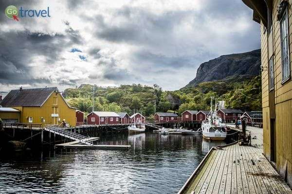 כפרי הדייגים   (Thomas Rasmus Skaug - Visitnorway.com)