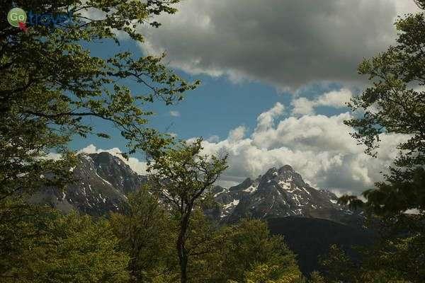 הרי מונטנגרו, קשה שלא להתאהב...  (צילום: גלעד תלם)
