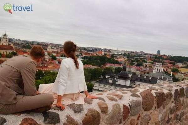 גגות העיר העתיקה  (צילום: כרמית וייס)