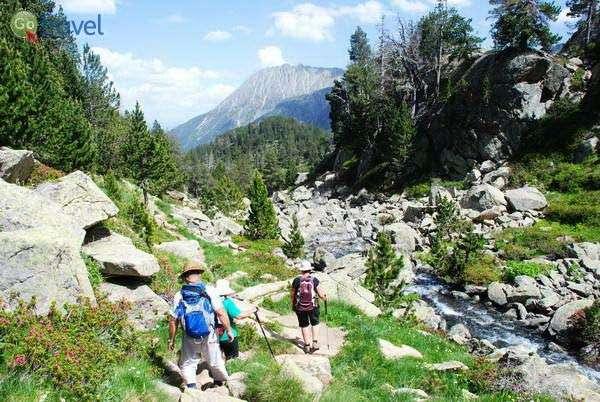 הליכה בשמורת אייגואסטורטס  - משיאי הטיול (צילום: MEDRAFT)