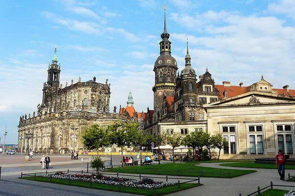 ארמון נסיכי סקסוניה - הטירה של דרזדן  (צילום: Patricia Meiss Urdaneta)