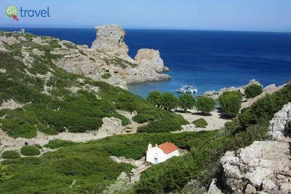 טרק לאי קרפאתוס, יוון   (צילום: גלעד בן צבי)