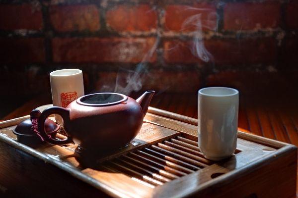 טקס תה מסורתי (צילום: Tan Cheng Joo)
