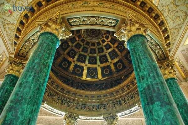 מוזיאון ההרמיטאג', סנט פטרסבורג  (צילום: רמי דברת)