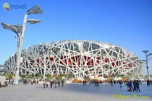 אצטדיון המשחקים האולימפיים (צילום: יובל נעמן)