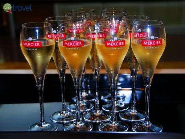 טימות שמפניה בייקב מרסייה (צילום: כרמית וייס)
