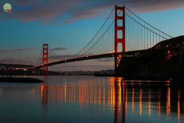 הסמל של סן פרנסיסקו  (צילום: GPA Photo Archive)