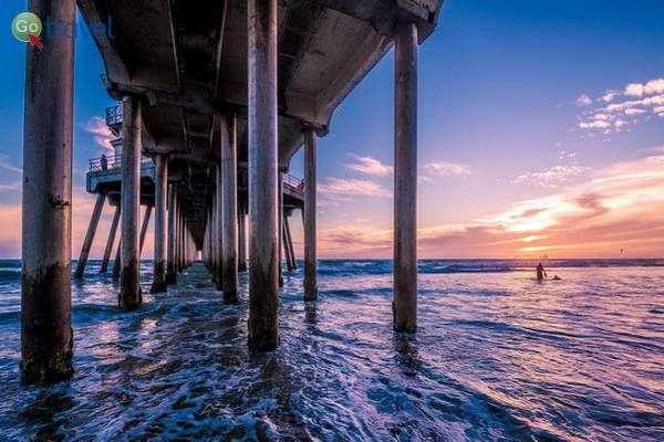 חוף הנטינגטון  (צילום: troy_william)