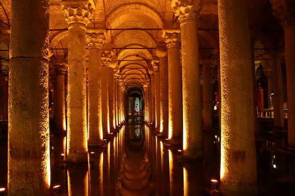 """הארמון ה """"תת קרקעי"""" ירבאטאן  (צילום: David Yerga)"""