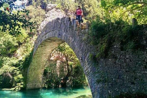 הגשרים המרהיבים של צפון יוון  (באדיבות: MEDRAFT)