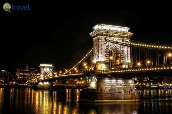 גשר השלשלאות  (צילום: Thomas Landgren)