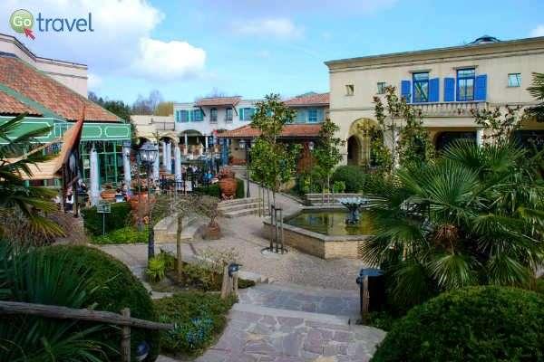 כפר הנופש דה אמהוף (צילום: גולן לובנוב)