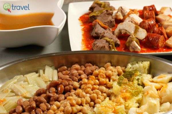 אוכל טיפוסי לעיר בילבאו    (צילום: Bilbao tourismo)