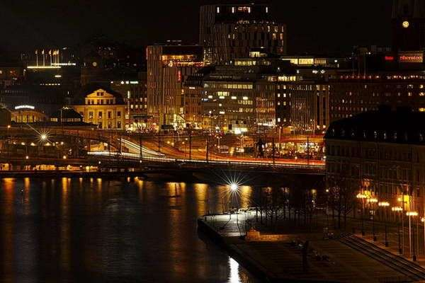 סטוקהולם בירת שבדיה  (צילום: Jeena Paradies)