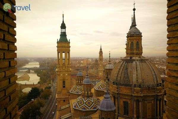 תצפית ממגדל הבזיליקה (צילום: ירדן גור)