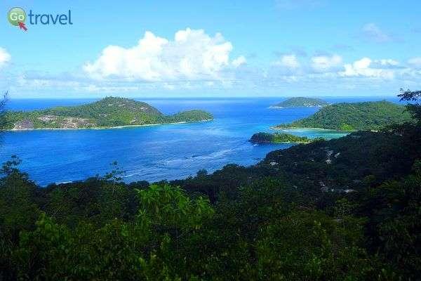 נוף האיים המרהיב (צילום: אמיר גור)