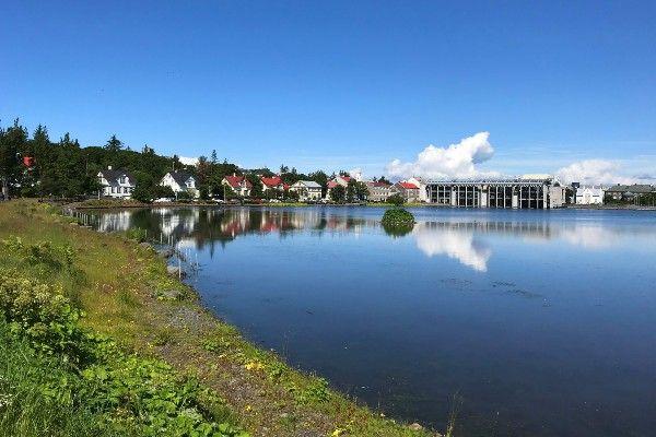 מבט על העיר הקסומה (CC Werner Bayer)