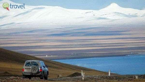 הגיפים בדרכי ההרים (צילום: מוש סביר)