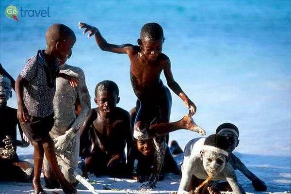 האי זנזיבר  (צילום: משה שי)