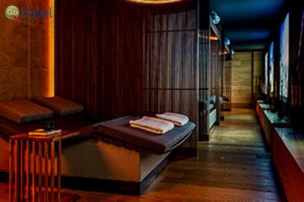 מיטות מסאז' מרווחות - מלון דה-שדי